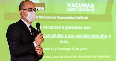 La Nación / Desde hoy se vacunarán los mayores de 55 años