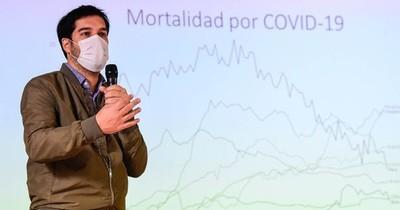 """La Nación / Sequera: """"Somos el país con más muertes del planeta"""""""