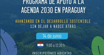 La Nación / Presentarán programa de apoyo para el Paraguay