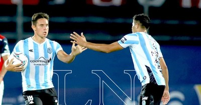 La Nación / Romero se acopló a Cerro