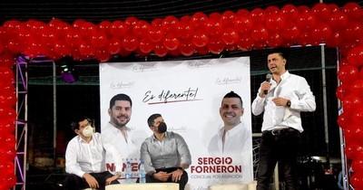 La Nación / Tras vencer al cáncer buscará vencer la corrupción
