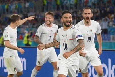 Crónica / Arranque purete para Italia en la Eurocopa