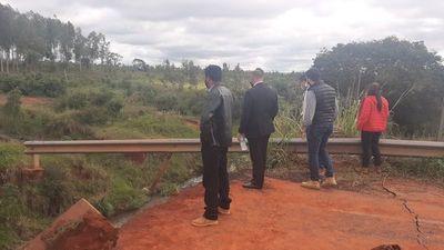 Solicitarán informes de la construcción del puente al MOPC