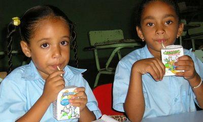 Expertos destacan aporte de la leche en la nutrición, educación y sociedad