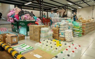 Concierto solidario permitió entrega de donaciones por G. 206.000.000 a Salud – Diario TNPRESS