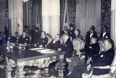 El armisticio de 1935 y la Paz del Chaco
