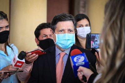"""Llegada de vacunas contra el covid: """"Tendríamos noticias buenas, en breve"""", aseguró Canciller Acevedo"""