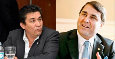 Liberales a los cargos, el lema de los clanes Franco y Lanzoni