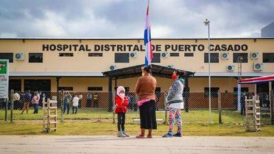 El Covid-19 no da tregua y sigue cobrando vidas ante la falta de UTI en Puerto Casado