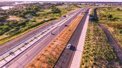 Quinto desembolso de Focem para terminar la Costanera Norte de Asunción