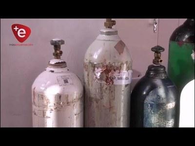 COVID-19: USF DE CAPITÁN MIRANDA NO ABASTECE CON LOS BALONES DE OXÍGENO