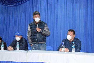 Efraín dijo que el Paraguay se está cayendo a causa de la mafia y la corrupción