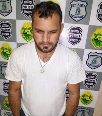 Detienen en Brasil a hombre que había disparado a su expareja en el rostro