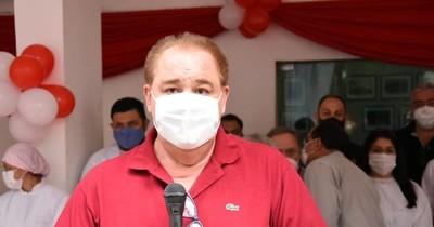 La Nación / Gobernador de Alto Paraná propone que estudiantes de medicina salgan a vacunar