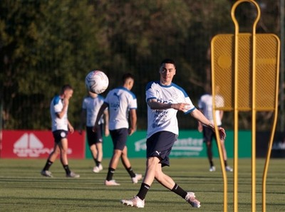 Sábado a puro fútbol en Ypané