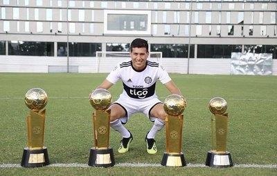 Hernesto Caballero tiene nuevo club en el fútbol paraguayo