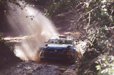 Rally de La Colmena: Bestard cierra en punta en la etapa 1