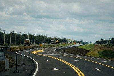 Gobierno habilita 36 kilómetros de la mejorada Ruta Transchaco