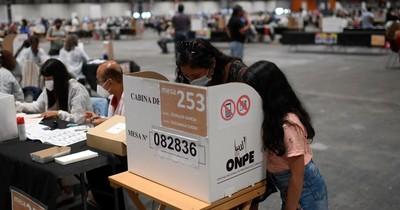 """La Nación / OEA descarta """"graves irregularidades"""" en elección de Perú"""