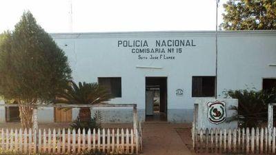 Ataque a estancia en Puentesiño