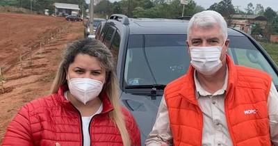La Nación / La vergonzosa contratación de la amiga radióloga en el MOPC