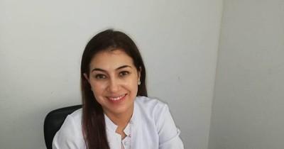 La Nación / Dermatóloga paraguaya obtiene 1er puesto por una investigación