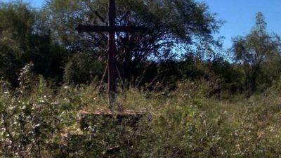 Cementerio de combatientes olvidados  persiste en Casado