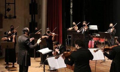 """""""Kirirĩ"""" en el Tercer Concierto de la OSIC"""