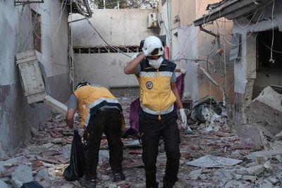 Sube a 21 el número de muertos por el ataque a un hospital en Siria