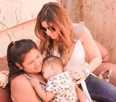 """Rebeca Mendoza: """"Empoderar mujeres cambia la realidad"""""""
