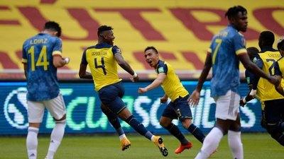 Colombia vs. Ecuador, segundo juego de la jornada inaugural de la Copa América
