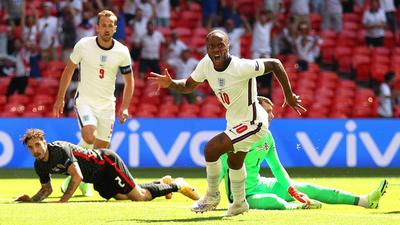 Resumen del partido Inglaterra 1-0 Croacia