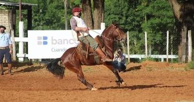 La Nación / Criadores de caballos criollos exponen potencial de la raza
