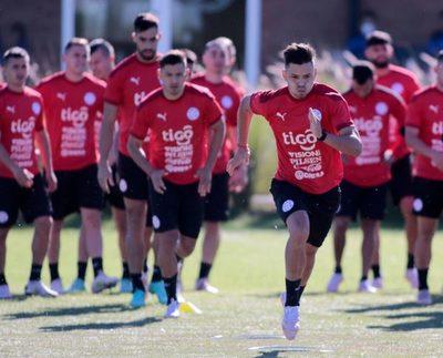 La Albirroja cerró los trabajos de cara al debut en Copa América