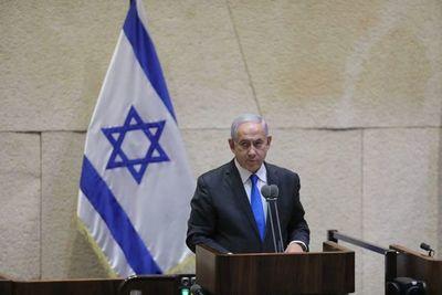 Netanyahu asegura que buscará maneras de derrocar el nuevo Gobierno de Israel
