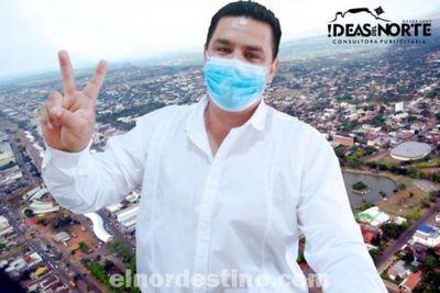 Presidente Éver Salinas: caritativo y servicial referente de la clase trabajadora que persevera en Pedro Juan Caballero