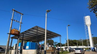 Santaní: IPS pone en funcionamiento una planta de oxígeno medicinal