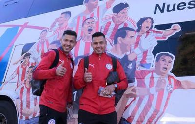 Copa América: Paraguay viaja esta tarde a Brasil