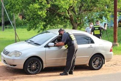 Caminera reporta 211 conductores ebrios sorprendidos al volante. Hubo 29 siniestros viales, con 5 fallecidos