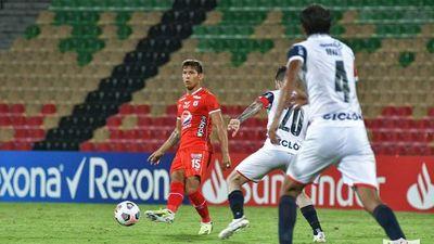 Rafael Carrascal, el volante que firmará por Cerro Porteño