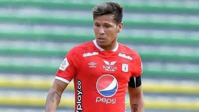Rafael Carrascal, el volante cafetero que llega para reforzar a Cerro Porteño