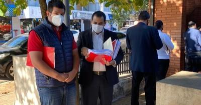 La Nación / Insistirán en habilitar una secretaría más en el Juzgado de Paz de Luque