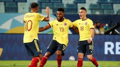 Colombia venció a Ecuador con una genialidad