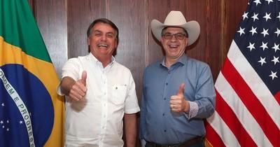 La Nación / Renuncia embajador de EEUU en Brasil