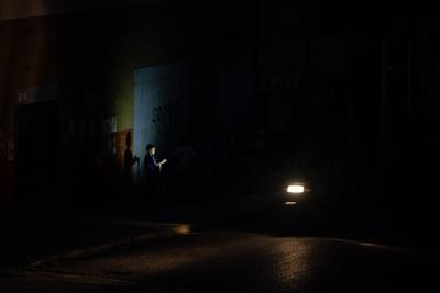 Un fallo eléctrico deja sin luz gran parte de Caracas y varios estados más