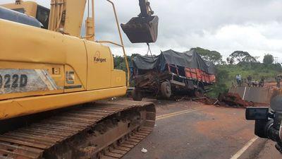 Tras muertes, MOPC apura revisión de  los puentes a las contratistas