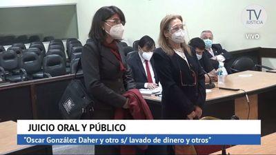 Mañana continúa el juicio oral para Óscar González Daher