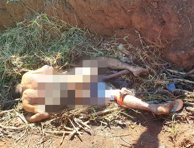 Pareja mata a joven y arroja su cadáver en la calle en presunto crimen pasional