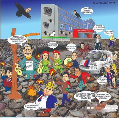 Mbeguemi online: Opa la plata ha opa la amor