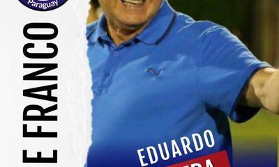 Eduardo Rivera asume hoy la conducción técnica en Cerro de Franco